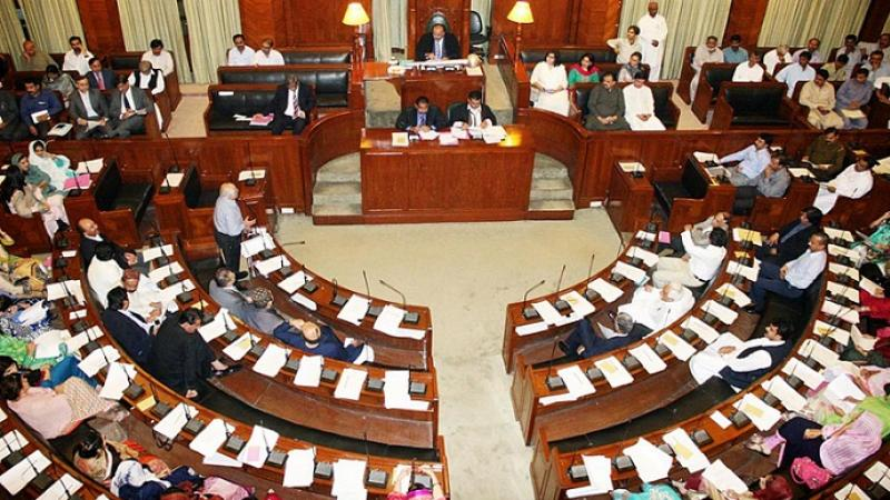 Pakistan Christian News image of Sindh Assembly passes resolution condemning blasphemous caricatures